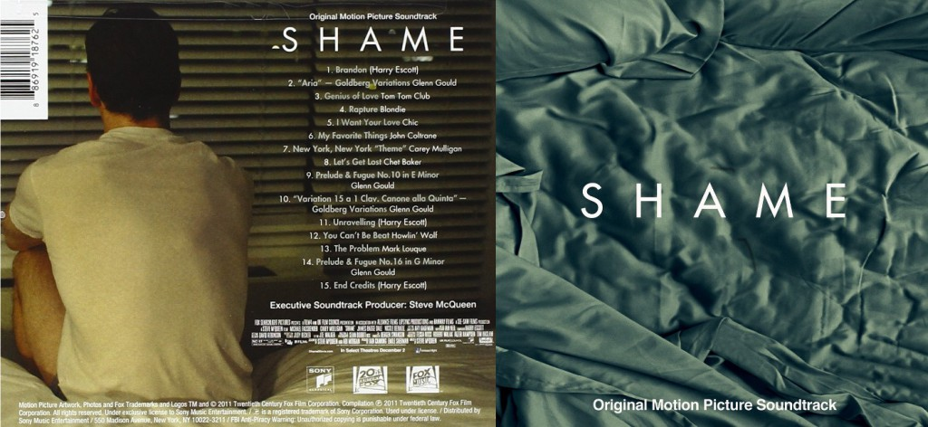 Shame CD Covers